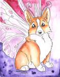 Fairy Corgi
