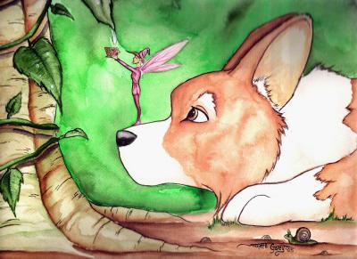 Fairy Helper by Ashwin24