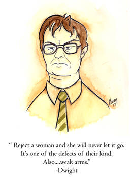 Dwight Schrute-The Office