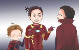 Infinity War by chuutadesu