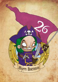 Birthday Buccaneer
