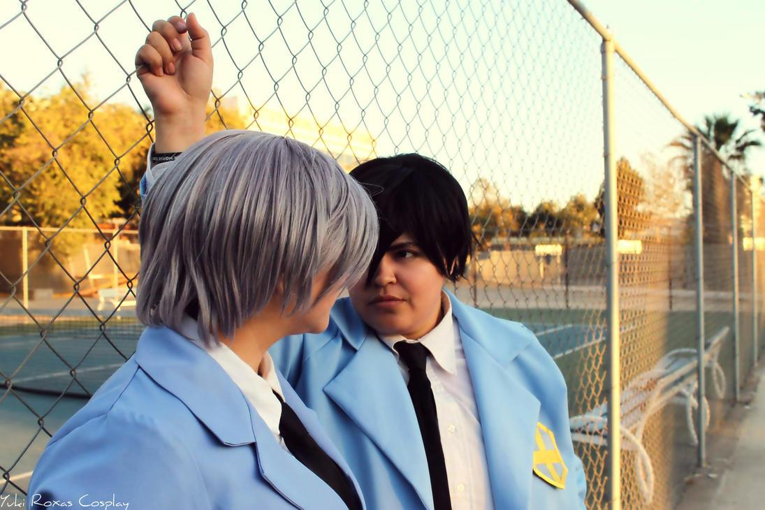 Yukito... look at me by YukiRoxasHatsune