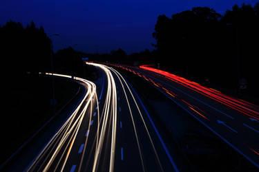 Rush Hour by skypho