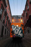 Lisbon Tram by skypho