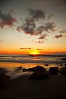 Barra Sunset by skypho