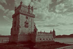 Belem Tower by skypho