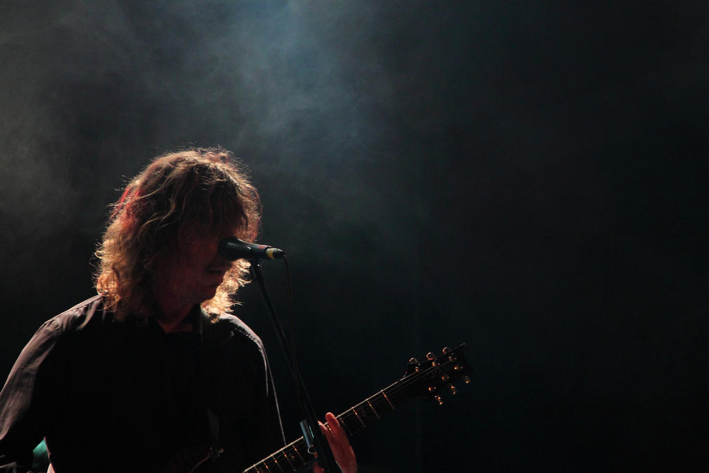 Akerfeldt (Opeth) by skypho