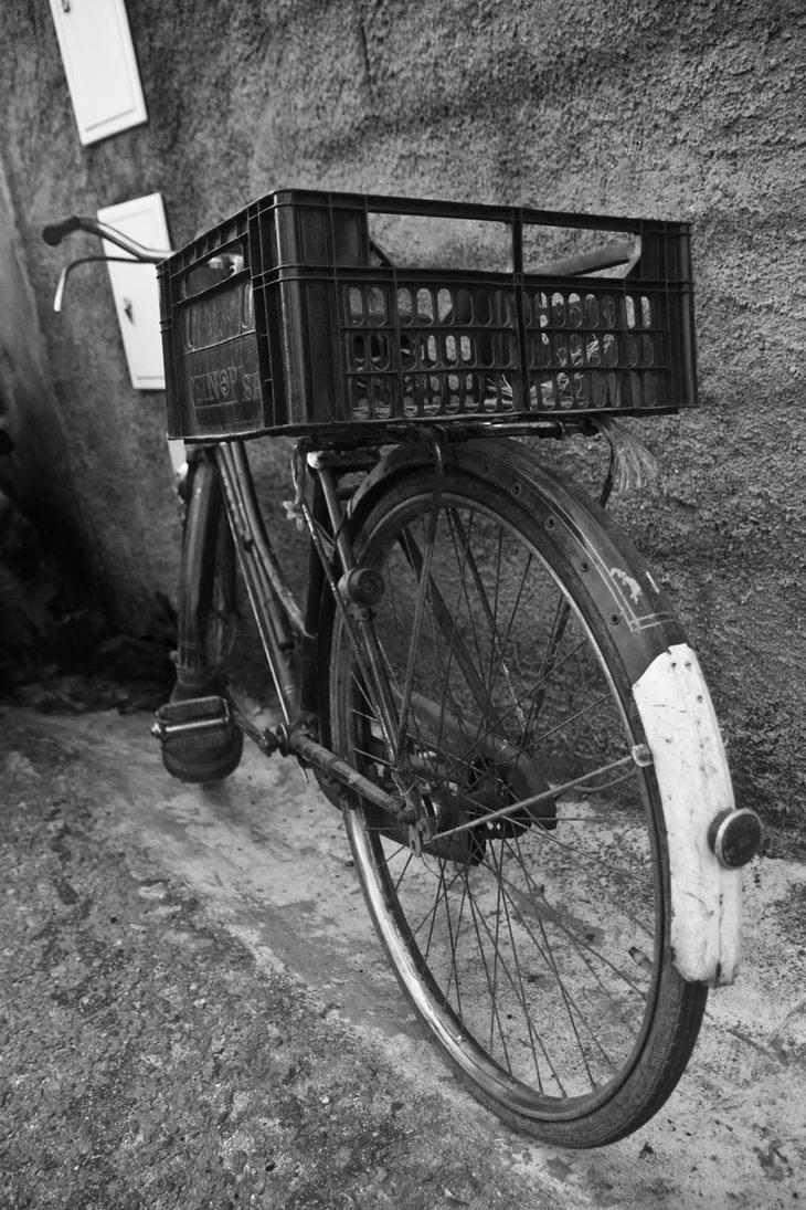 Old Bike by skypho