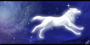 Cosmic Run by mokamutt