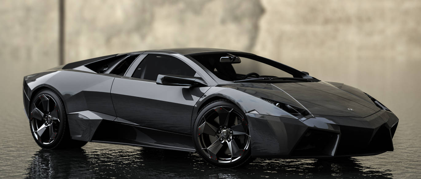 Lamborghini Reventon Front By Ajaxial On Deviantart