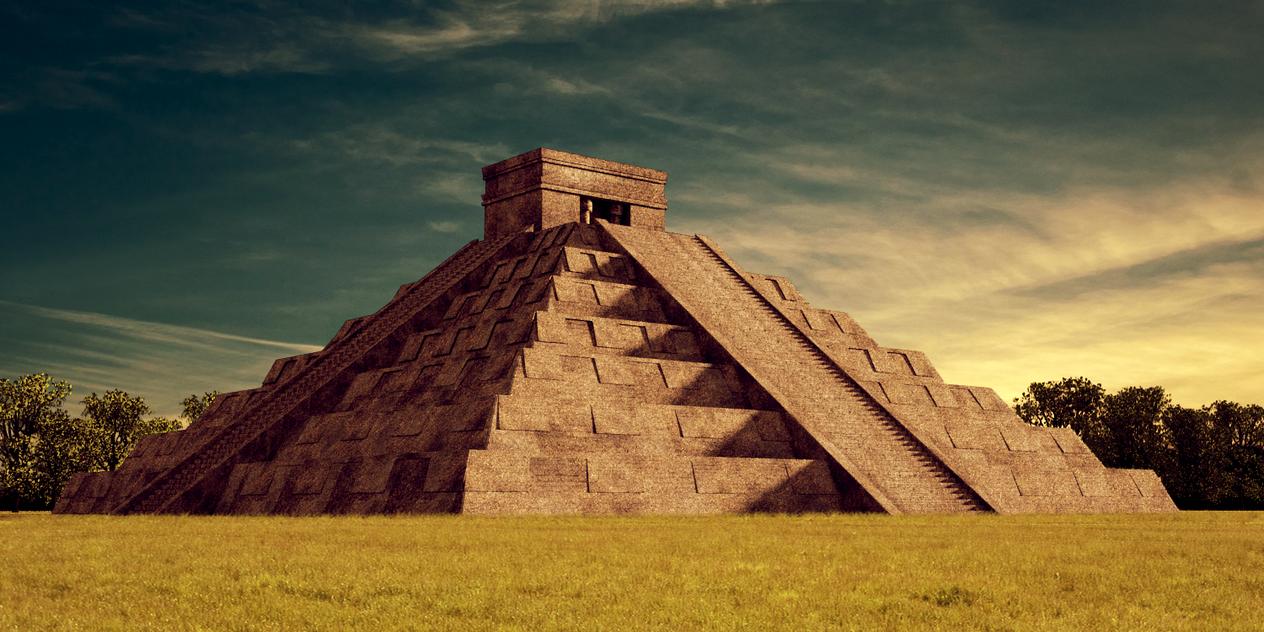 Ziggurat by GTaurus