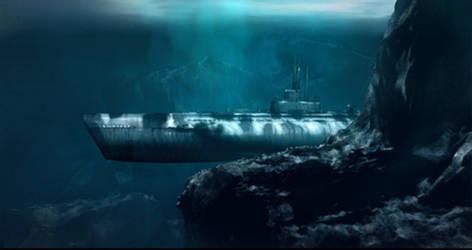 Submarine by GTaurus
