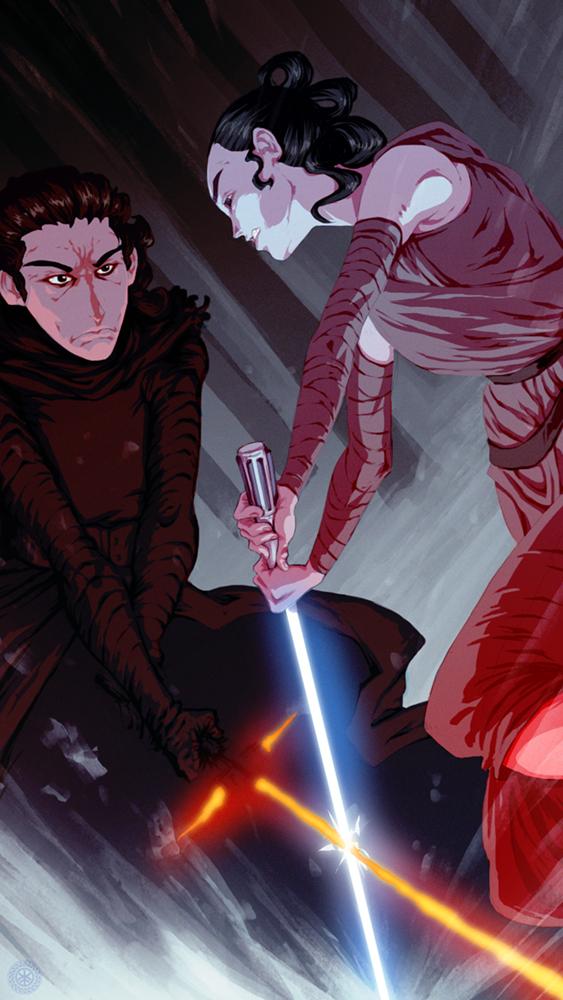 The Force Awakens by KurtFloyd