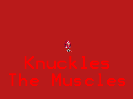 Knuckles in: Mission E.M.E.R.A.L.D. - Preview 1 by NickSlime