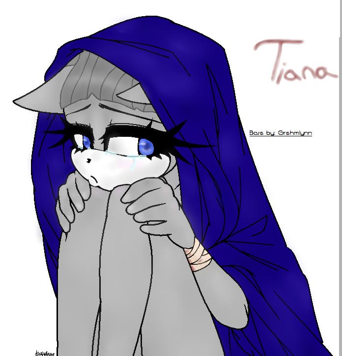 Tiana by cutiepie131