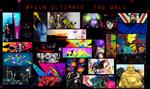 Y44N Ultimate Tag Wall