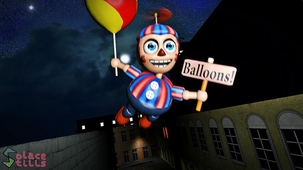 Sfm balloon boy flies away by solace stills on deviantart
