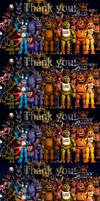 From 'Thank You' to 'FNAF World' - all 20 teasers