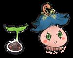 Fresh and Intraining Digimon