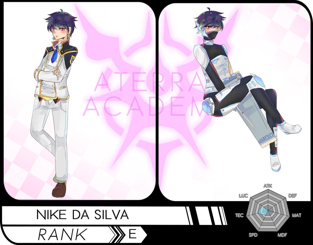 AA - Nike Da Silva by YokoChin