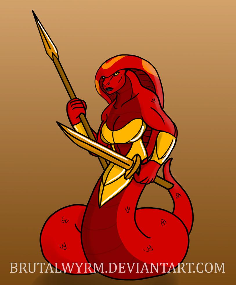 Random Character Design #10 by Brutalwyrm