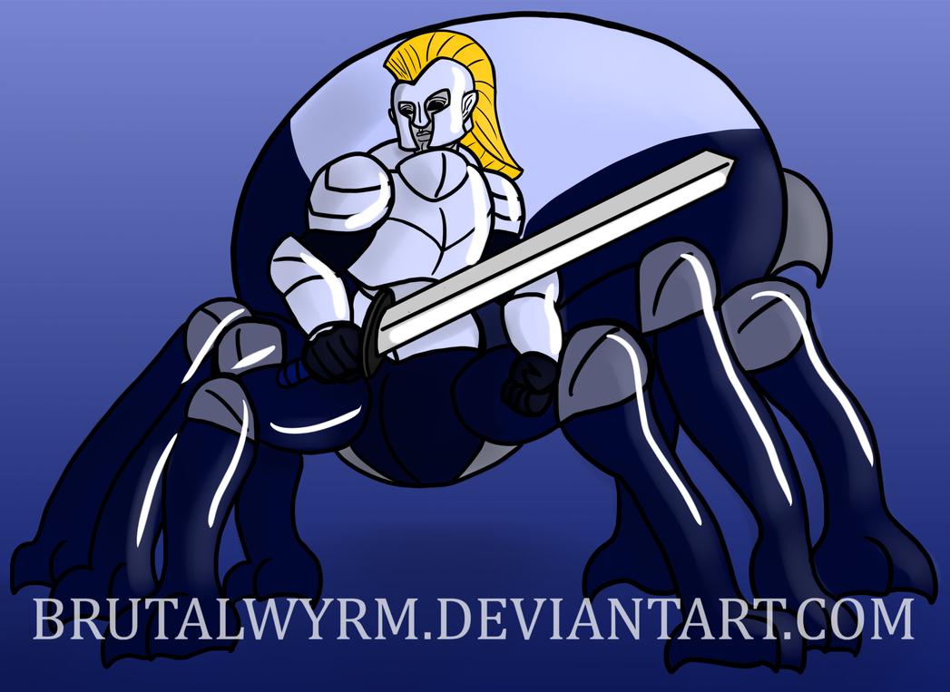 Random Character Design #11 by Brutalwyrm