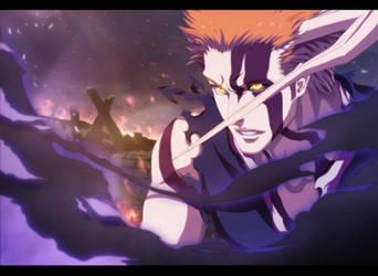 Well this Ichigo is broken by TheSaigo