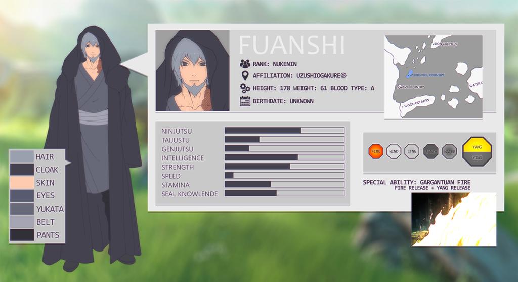 Fuanshi - Mine FC by TheSaigo