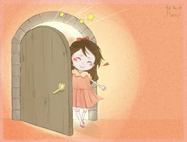 Everyone is welcome by little-kammy