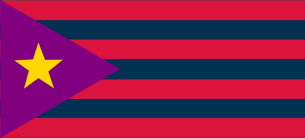 war ensign of Takanuva by mastercharlesalbert