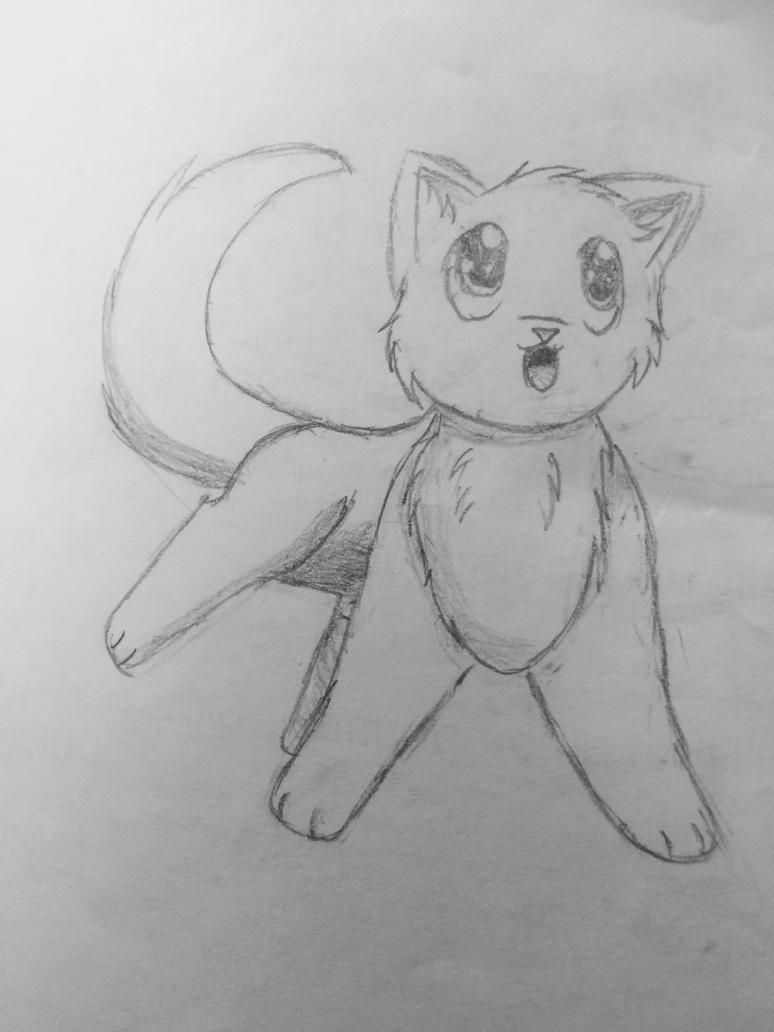 Random Doodling #4 by Meloetta-Melodies