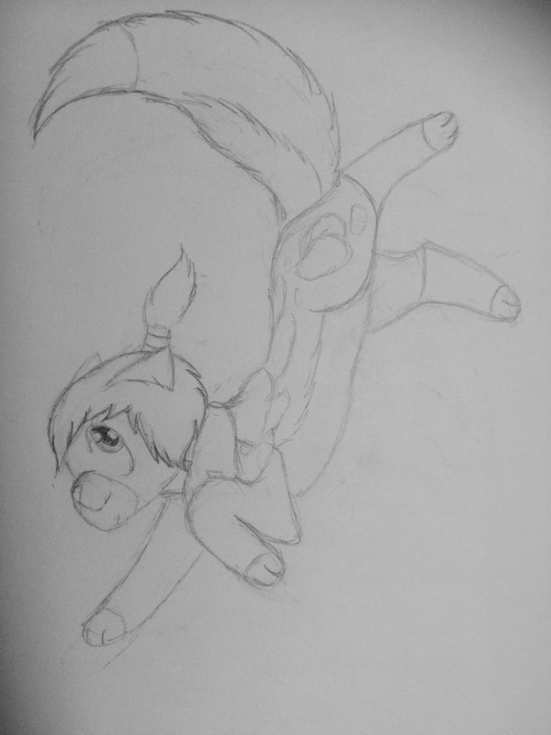 Random Doodling #8 by Meloetta-Melodies