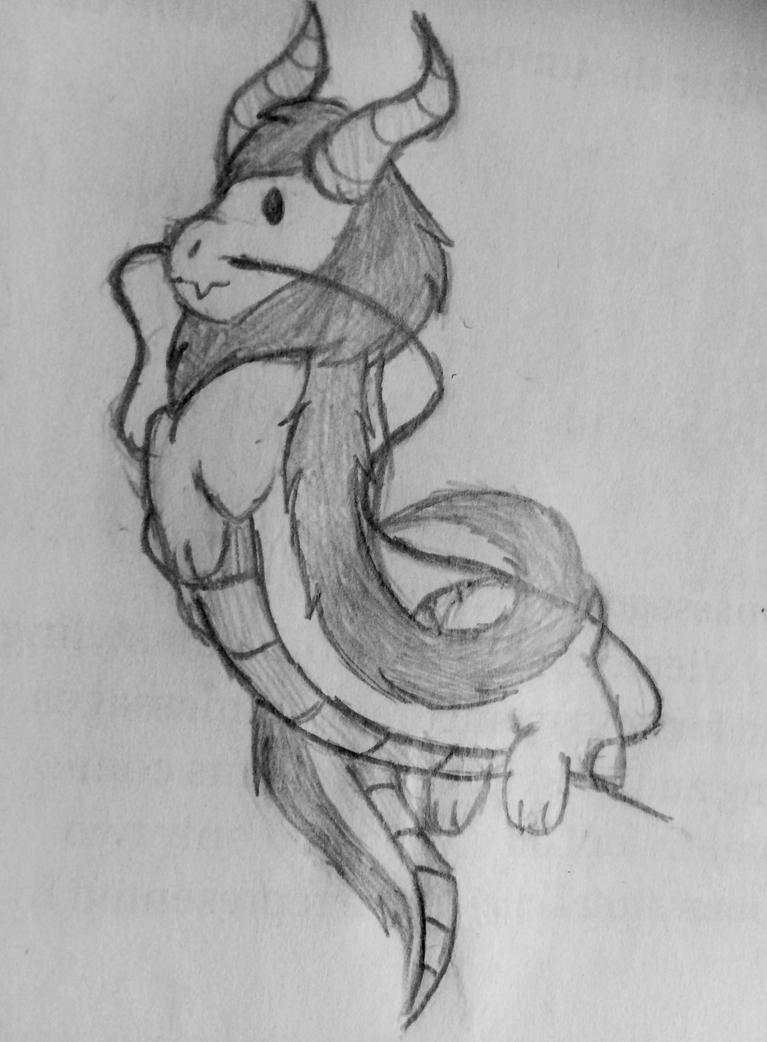 Random Doodling #12 by Meloetta-Melodies