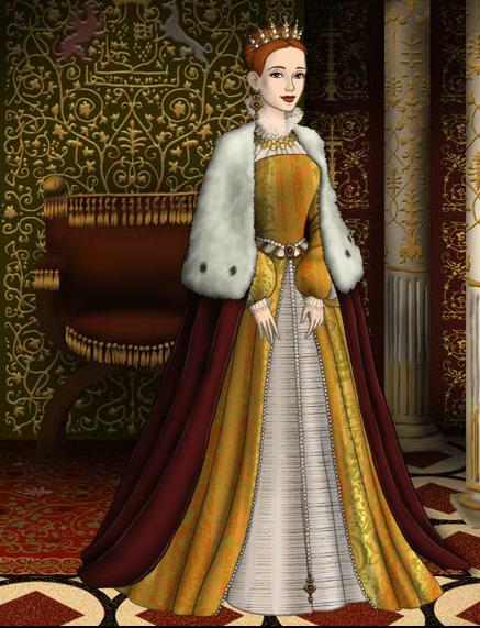 Good Queen Bess by rubyredtrumpet
