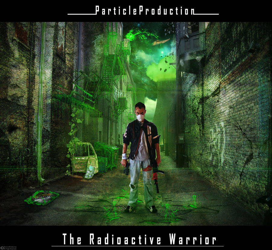 Warriors Imagine Dragons Krafta: The Radioactive Warrior By Particleproduction On DeviantArt