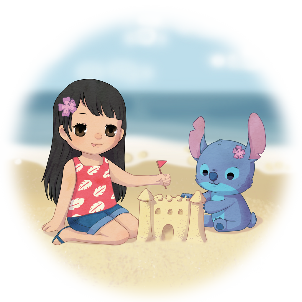 Lilo and Stitch - Hentai