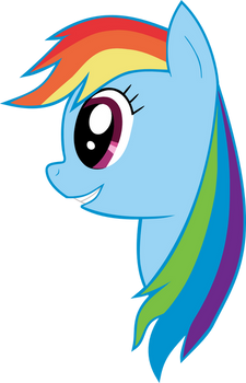 Dashie vector