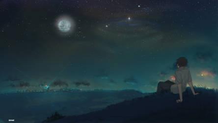 One man's dream by IrinaEihwaz