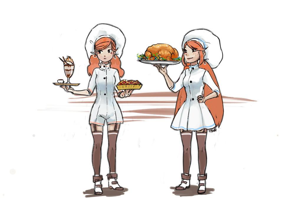 Concept: cooking by IrinaEihwaz