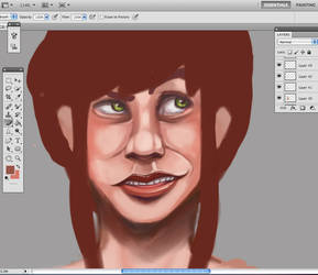 wip grin by foresa