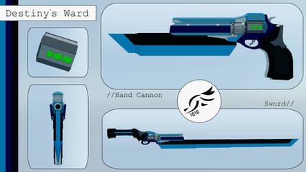 Destiny's Ward (Remastered) by DenalCC1010