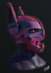 Destiny 2 - Exo Concept Bust