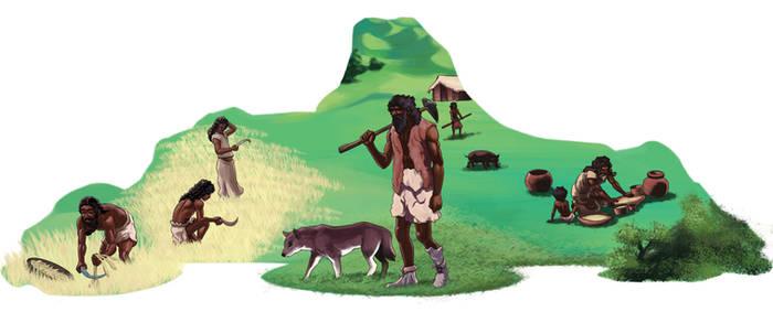 Nat Geo Ancient People