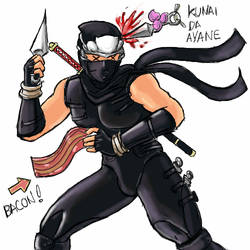Ninja Gaiden x x death by rounindx
