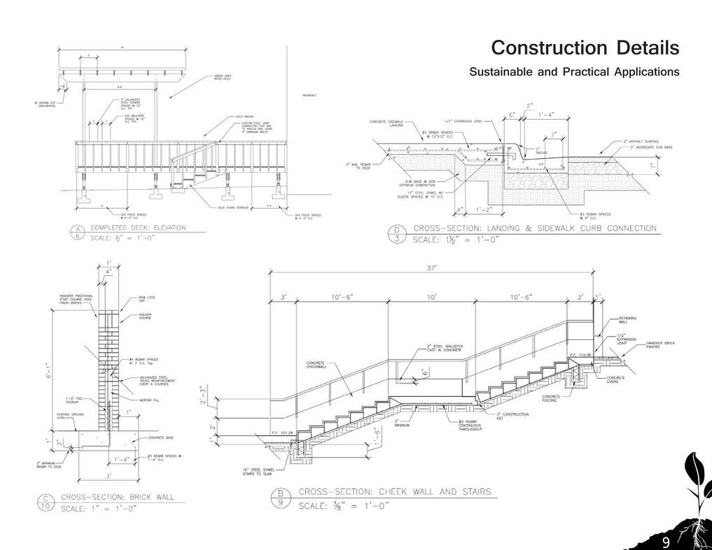 Traditional Construction Details By Jordankaylor On Deviantart