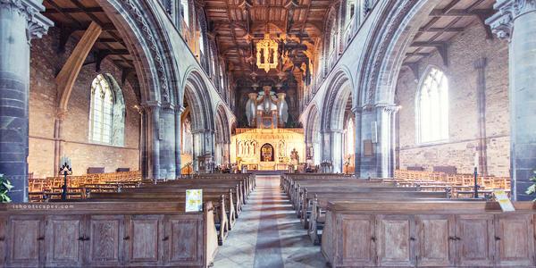 Eglwys Gadeiriol Tyddewi by rh89