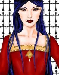 Lady Wampyr, Corinne Basarab by DeaNiamh