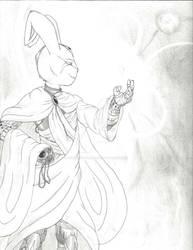 Ruaidh, the First Sorcerer
