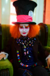 Hatter cosplay 01