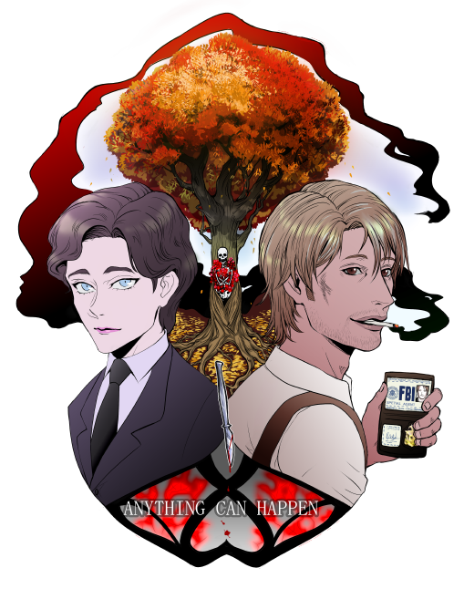 Hannigram - Anything can happen by AkimoriAkahana